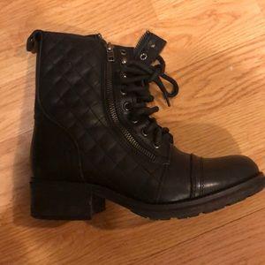 ce0581356ac Steve Madden Combat   Moto Boots for Women